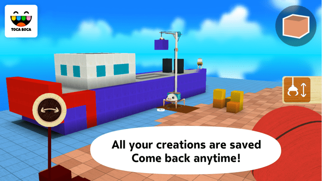 ‎Toca Builders Screenshot