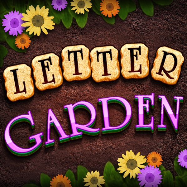 Letter Garden: Let Your Genius Blossom FREE Word Search & Spell Puzzle