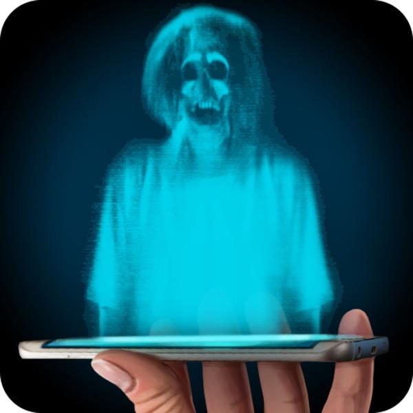 Hologram Ghost 3D Simulator