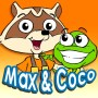 Mystery Pictures with Max & Coco