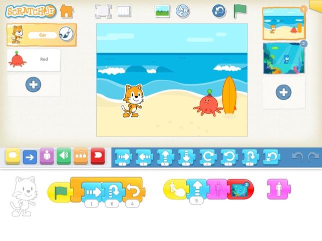ScratchJr Screenshot