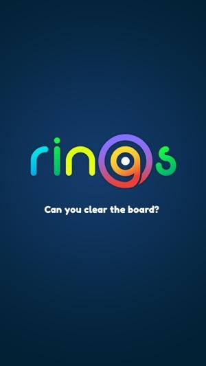 Rings. Screenshot