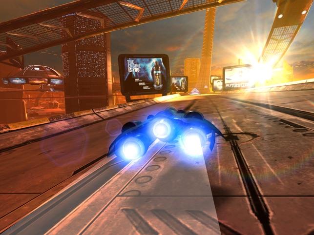 AG Drive Screenshot