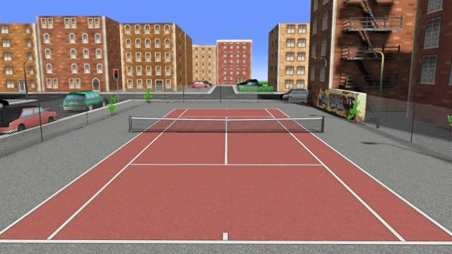 Hit Tennis 3 Screenshot