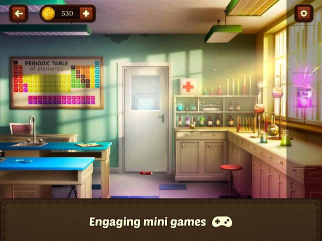 100 Doors Game 2020 Screenshot