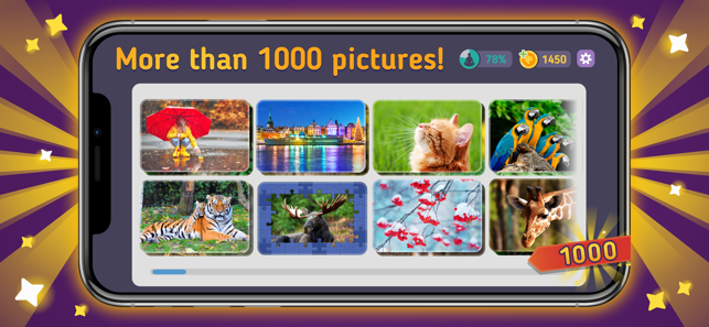 ‎Relax Jigsaw Puzzles Screenshot