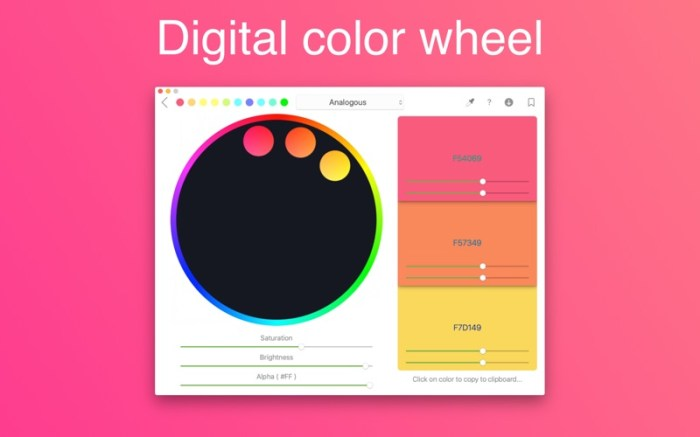 Color Wheel Screenshot 01 57tpe1n