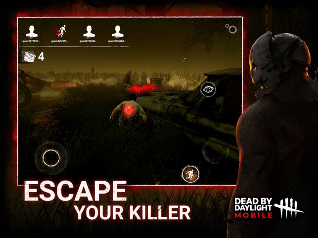 Dead by Daylight Mobile Screenshot