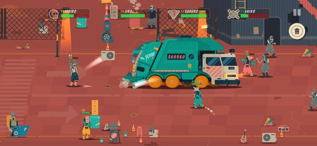 Scrappers Screenshot