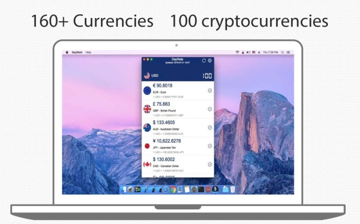 DayRate - Currency Converter Screenshot 01 8m6dcjn