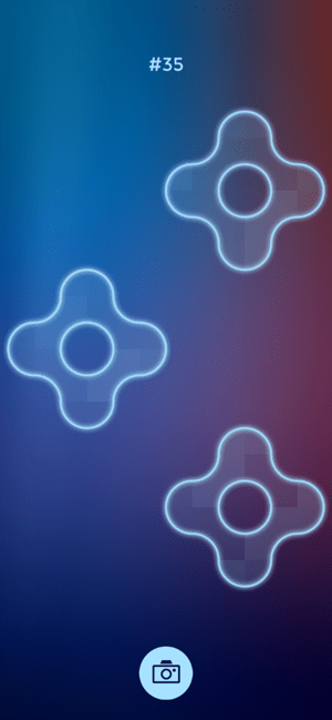 Shapes - Rotate and Connect Screenshot
