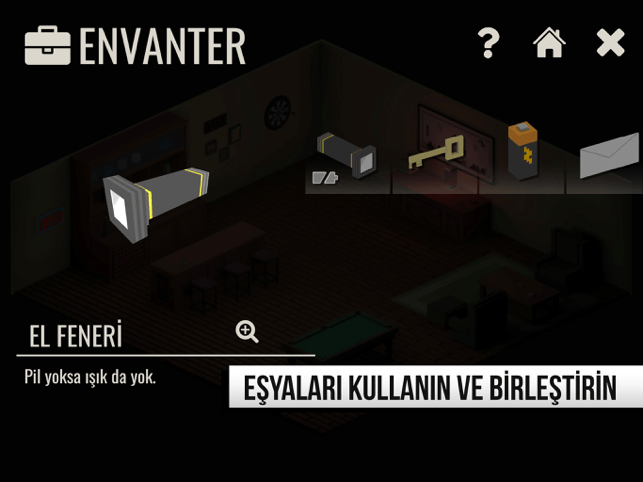 NOX – Kaçış Oyunları Screenshot