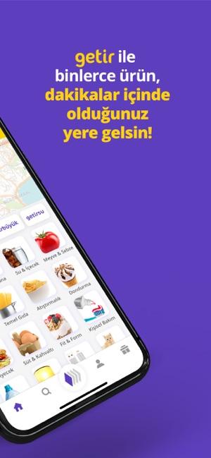 getir Screenshot