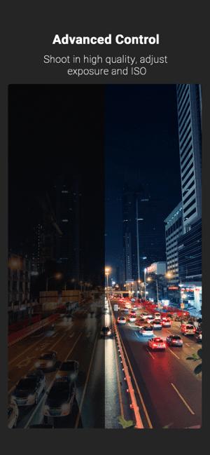 Nightcam: Night Mode Camera Screenshot