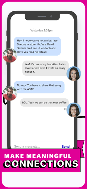 OkCupid Dating App for Singles Screenshot