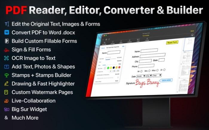 PDF Office Max: Acrobat Expert Screenshot 01 1356obn