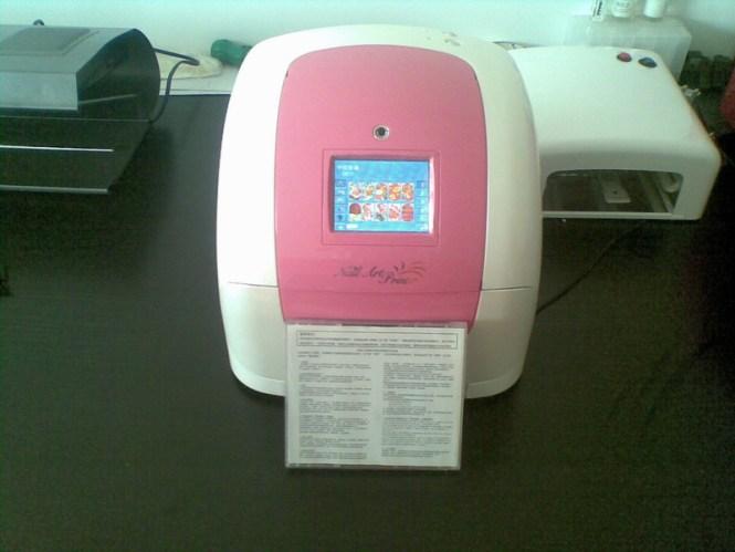 Nail Printer Machine Digital Type B Art