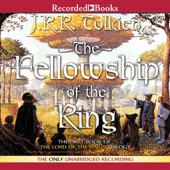 J. R. R. Tolkien - The Fellowship of the Ring: Book One in the Lord of the Rings Trilogy (Unabridged)  artwork