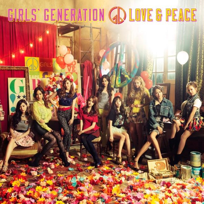 少女时代 - Love & Peace