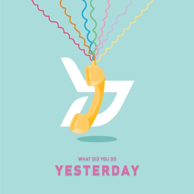BLOCK B - Yesterday - Single