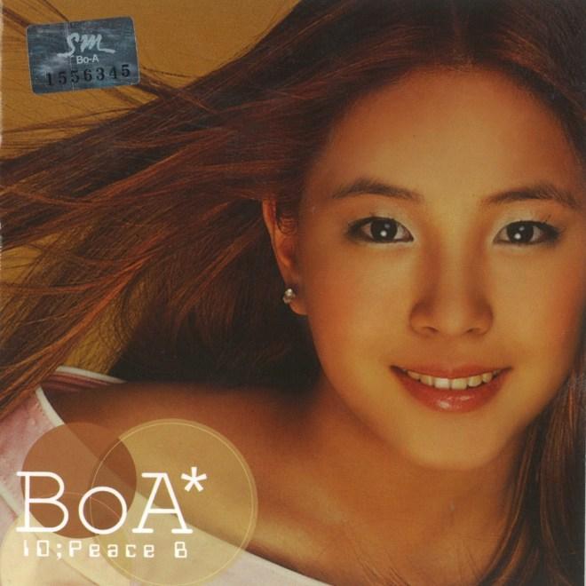 寶兒 - ID;Peace B - The 1st Album