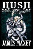 James Maxey - Hush: Book Two of the Dragon Apocalypse  artwork