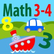 Math is fun: Age 3-4