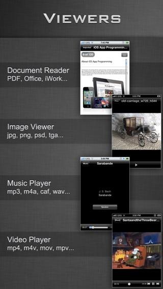 File Manager - Folder Plus Screenshot