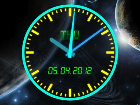 UBClock Mobile Screenshot