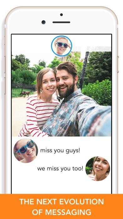 React Messenger Screenshot