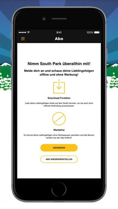 South Park Screenshot