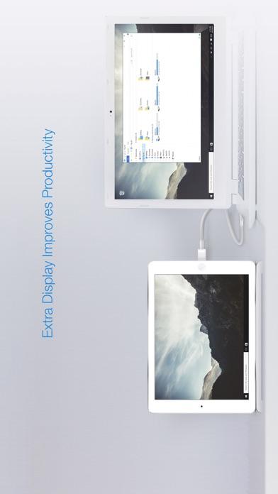 Splashtop Wired XDisplay – Extend & Mirror Screenshot
