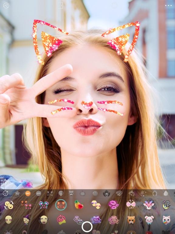 B612 - Trendy Selfie Camera Screenshot