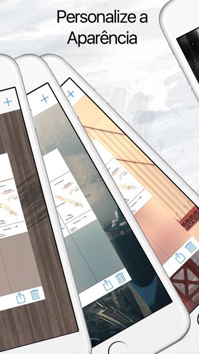 Screenshot do app Caderno de Desenho