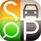 """満空対応&最安値表示  """"SmartPrak スマートパーク""""駐車場検索"""