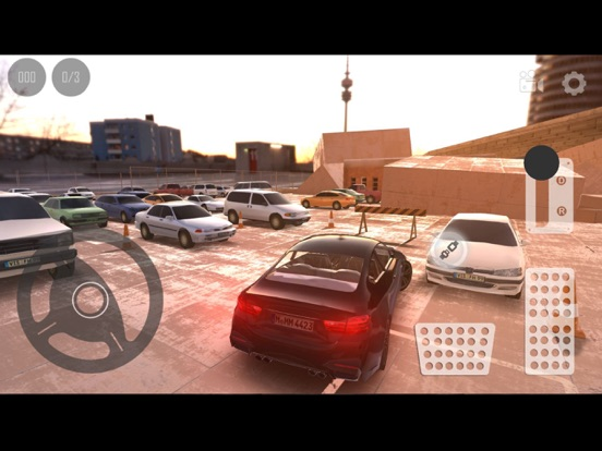 Real Car Parking 2017 Screenshot