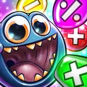 Monster Maths For Kids Games