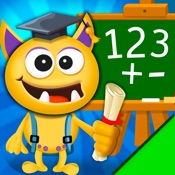 Math learning games with Buddy