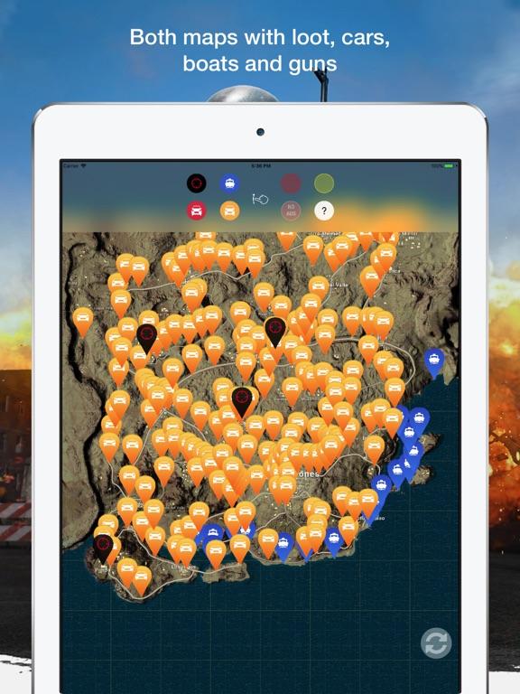 App Shopper PUBG Map Entertainment