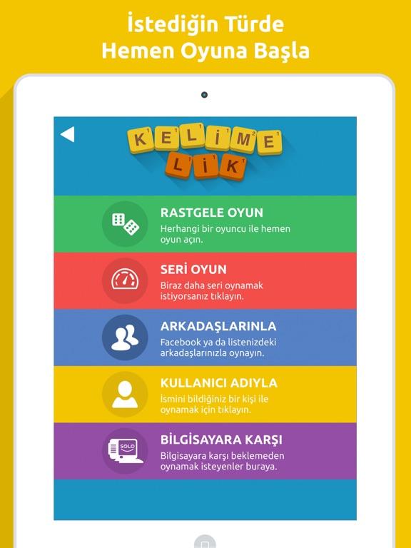 Kelimelik Screenshot