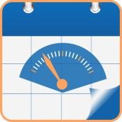 Weight Tracking Calendar