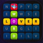 Words Scramble Game : Guess the letters Puzzle Quest with friends !