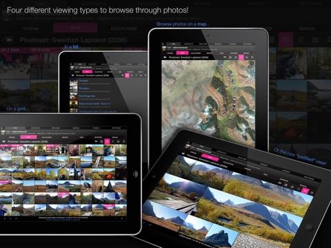 Flickr Studio Screenshot