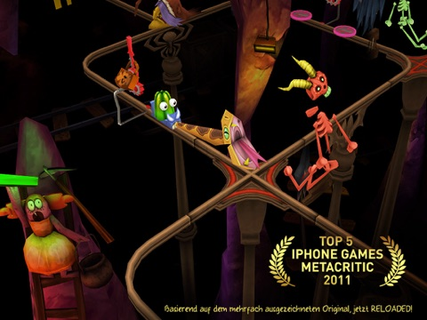 The Great Jitters: Pudding Panic Reloaded HD Screenshot