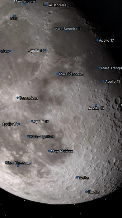 Fases de la Luna Screenshot
