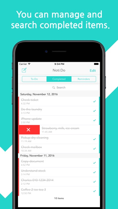 Noti:Do with Reminders Screenshot