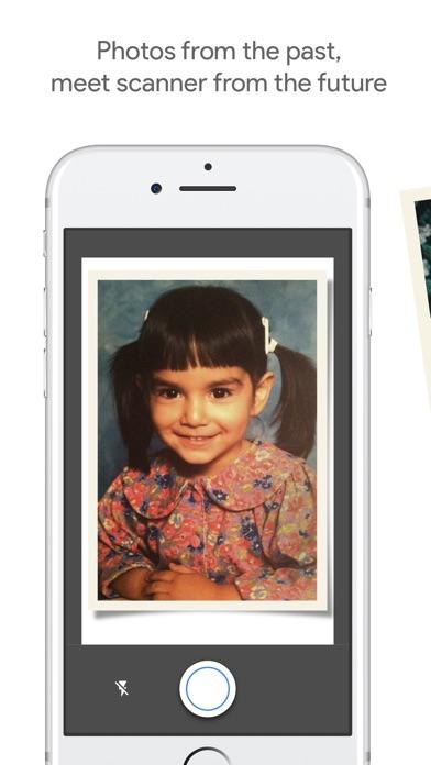 PhotoScan - scanner by Google Photos Screenshot