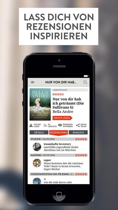 readfy – Über 60.000 eBooks kostenlos lesen Screenshot