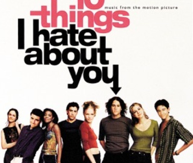 10 Things I Hate About You Music From The Motion Picture Various Artists