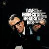 Dave Brubeck - Dave Brubeck's Greatest Hits  artwork